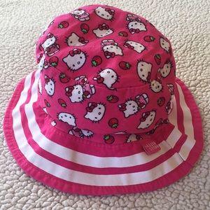 Hello Kitty infant/toddler Sun hat